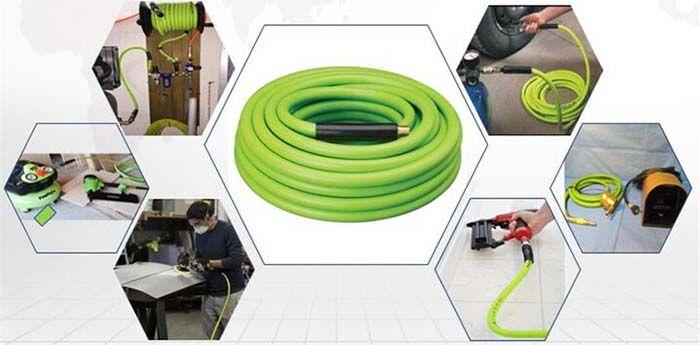 Hybria air hose