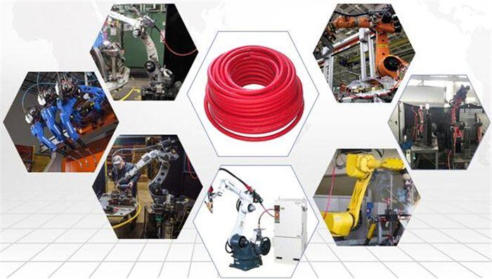 pvc-acetylene-hose-application