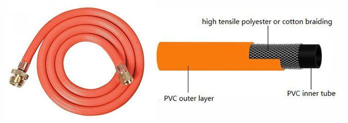 pvc-gas-hose-structure