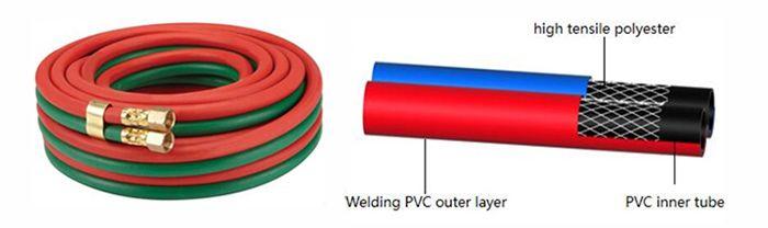 pvc-welding-hose-structure