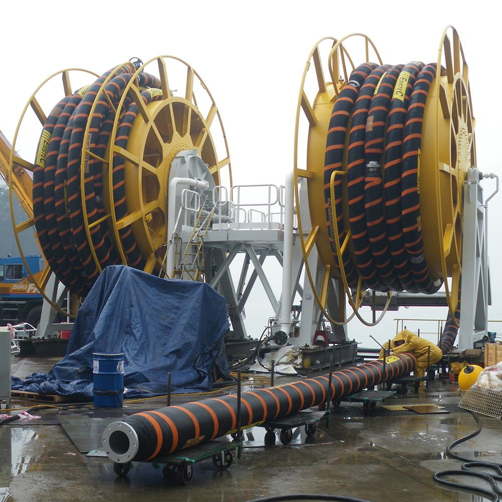 Floating Marine Oil Hose Orientflex