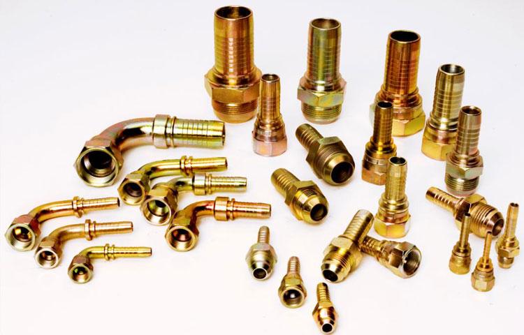 hydraulic fittings (3)