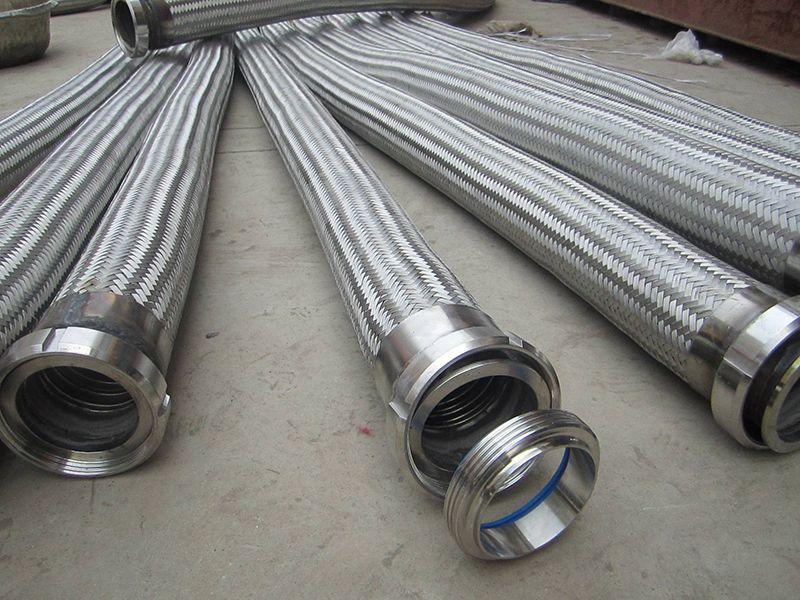 Features Of Metal Hoses