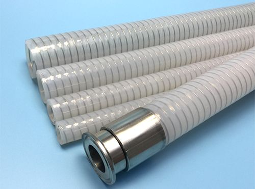 Platinum vulcanized silicone hose